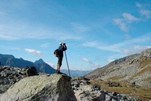 Wanderung in den Bergen, Stachlerhof, Anna Steiner, Ferien auf dem Bauernhof | Foto: Anna Steiner