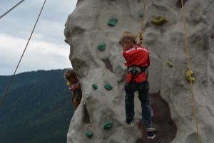 Klettern für jedes Alter