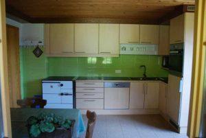 Küche der Apartmentwohnung, Stachlerhof, Anna Steiner, Ferien auf dem Bauernhof | Foto: Anna Steiner