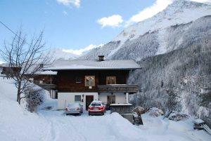 Das Apartment im Winter, Stachlerhof, Anna Steiner, Ferien auf dem Bauernhof | Foto: Anna Steiner
