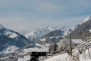 Berg bei Matrei im Winter | Foto: Anna Steiner