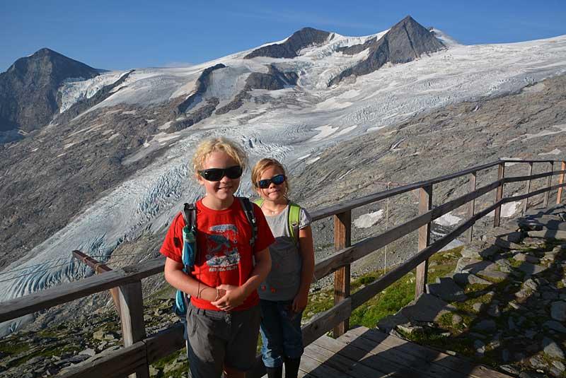 Wanderung zum Gletscher | Foto: Susanne Radke